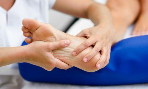 Leczenie nadpotliwości stóp